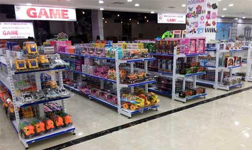Giá kệ siêu thị- MS05