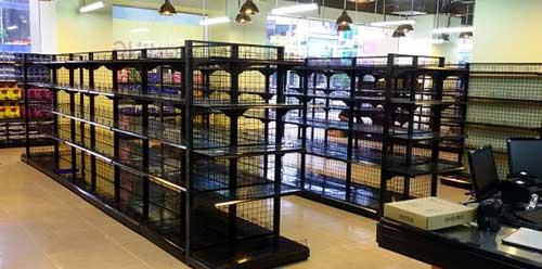 Giá kệ siêu thị- MS06