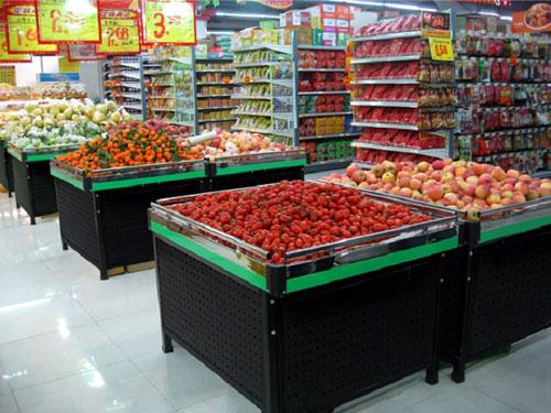 Kệ trưng bày trái cây- MS16