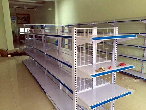 Bán giá kệ siêu thị thanh lý rẻ tại TPHCM